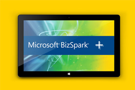 Kodisoft as a member of Microsoft BizSpark Plus