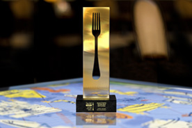 OSHI interactive restaurant wins best restaurant in Cyprus